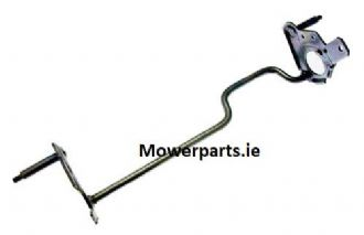 Mountfield Rear Axle Fits 464PD, SP464, SP530, 381000147/0 - Mowerparts Ireland